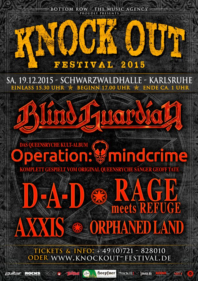 Knock Out Festival 2015