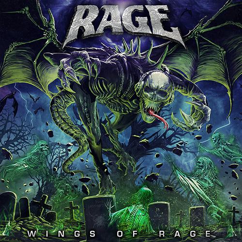 New Album Releases 2020.Rage New Studio Album Wings Of Rage In January 2020